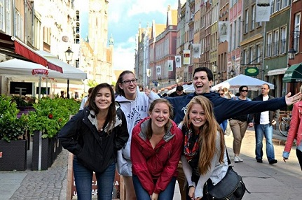 Study Abroad and Graduate Students