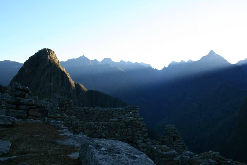Beyond Machu Picchu, Perú