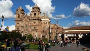 Plaza de las Armas, Cuzco Perú