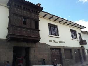 Biblioteca Nacional de Cusco