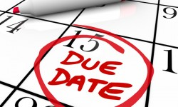 Study Abroad Program Deadlines